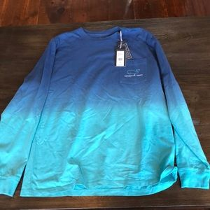 Vineyard Vines long sleeve tee NWT